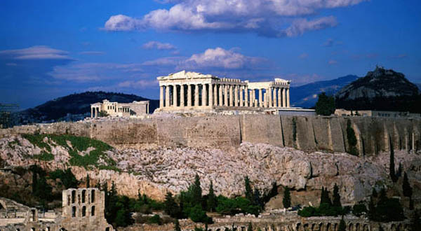 Athens city tour and sights