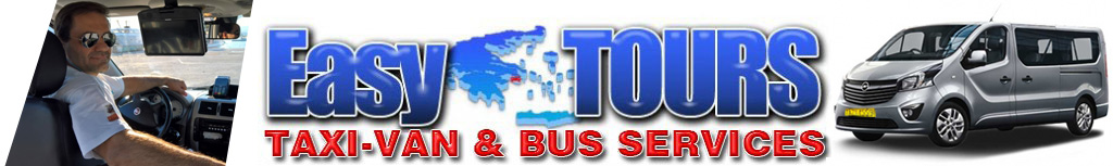 Easytours taxi services greece
